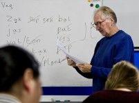 Nederlandse les voor gevorderden in Grote Waal