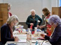 Schilderen en tekenen 'Kunstzinnig' Grote Waal