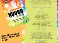 Cultuurweek Hoorn 1 t/m 12 nov 2021